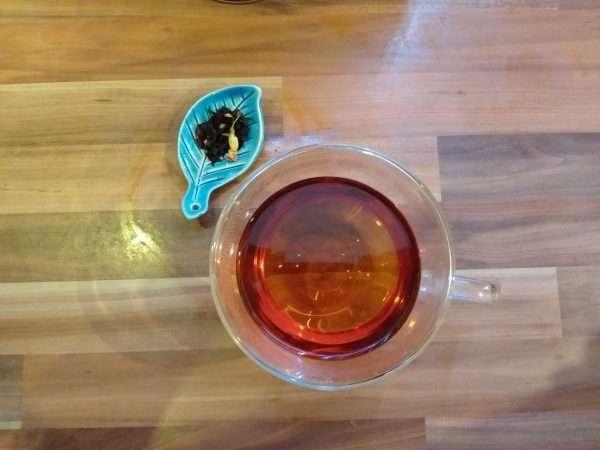 1000 + 1 éjszaka fekete tea saját kép