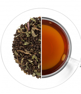 Beduin fekete tea