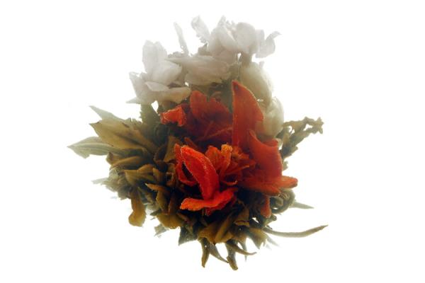 Családi szerencse Virágzó tea termék képe