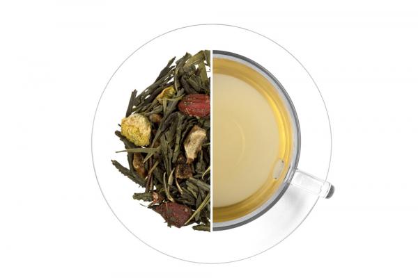 Goji ízesített zöld tea termék képe