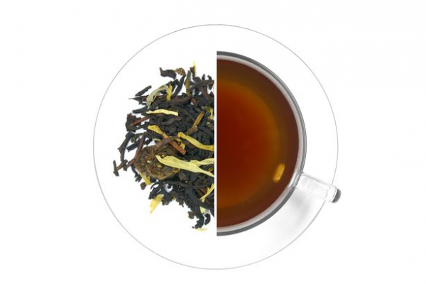Hawai cocktail ízesített fekete tea