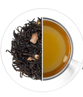 Karamel fekete tea