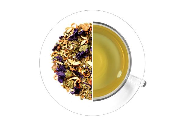 gyümölcsös mate tea