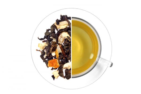 Narancsos -Mangós Oolong tea