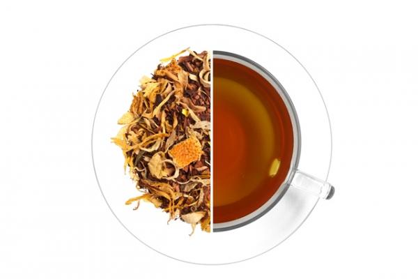Orange cream Honeybush tea termék képe