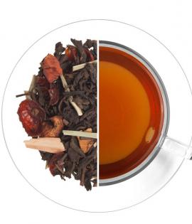 Pu-Erh Fitness fekete tea
