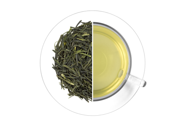 Sencha Satsuma zöld tea