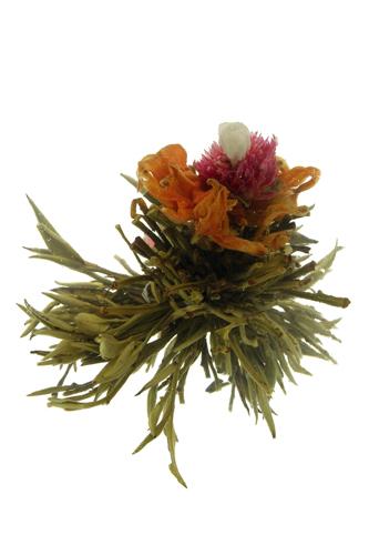Szerelmes szív Virágzó tea termék képe