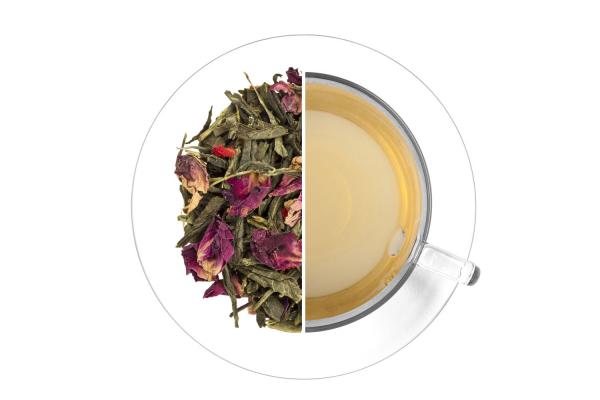 TE PUKE ízesített zöld tea termék képe