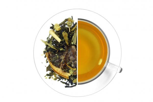 Thai Lemon ízesített zöld tea termék képe