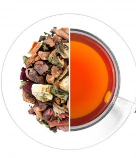 Vörös áfonya gyümölcs tea termék képe