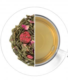 Wellness Ginkgo ízesített zöld tea termék képe