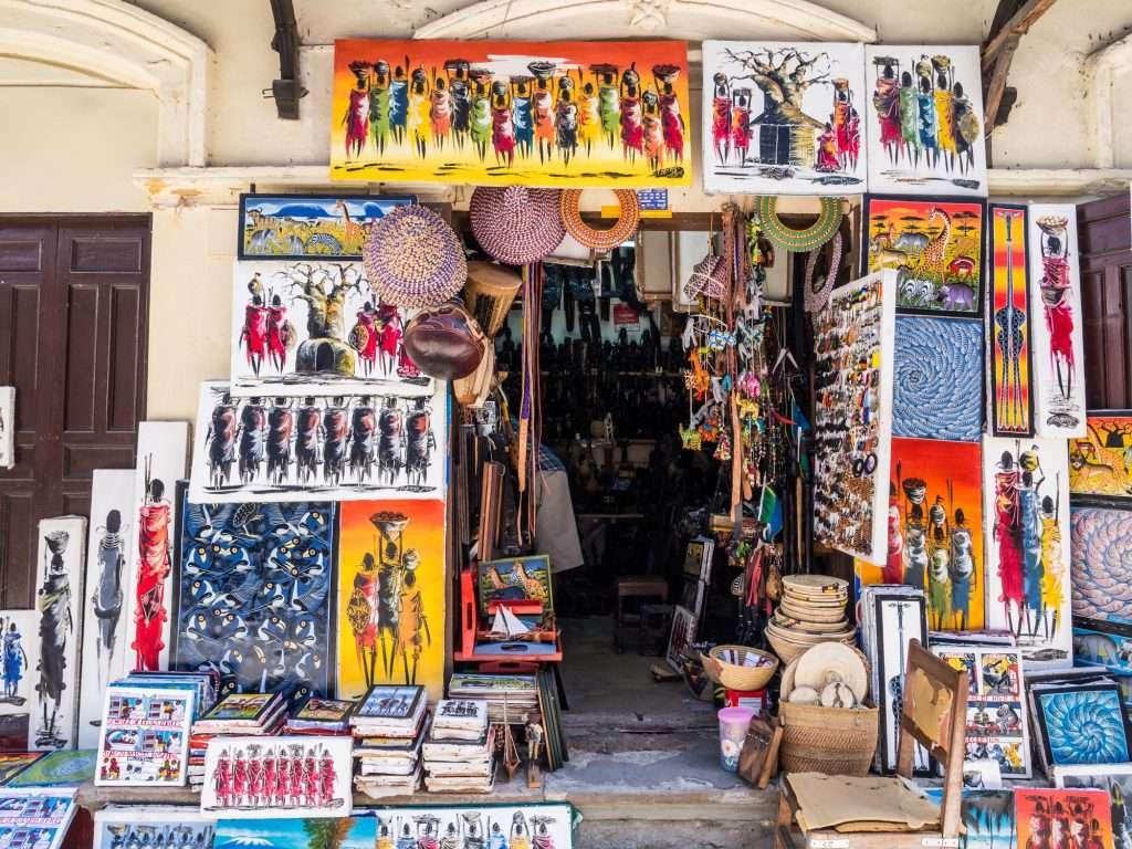 kenyai turistabolt