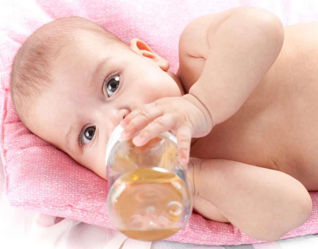 Kisbabák mély alvásához próbáljátok ki a rooibos teát!