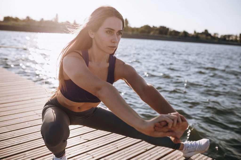 Az egészséges fogyás több összetevőből áll, például sport és tea!