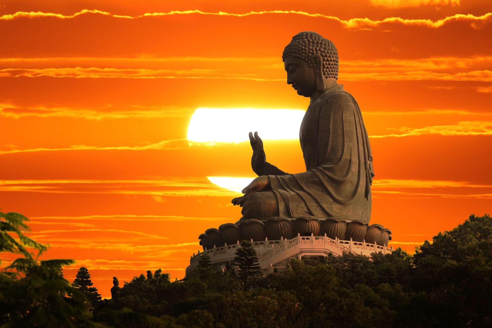 Buddha sokáig kereste a megvilágosodást