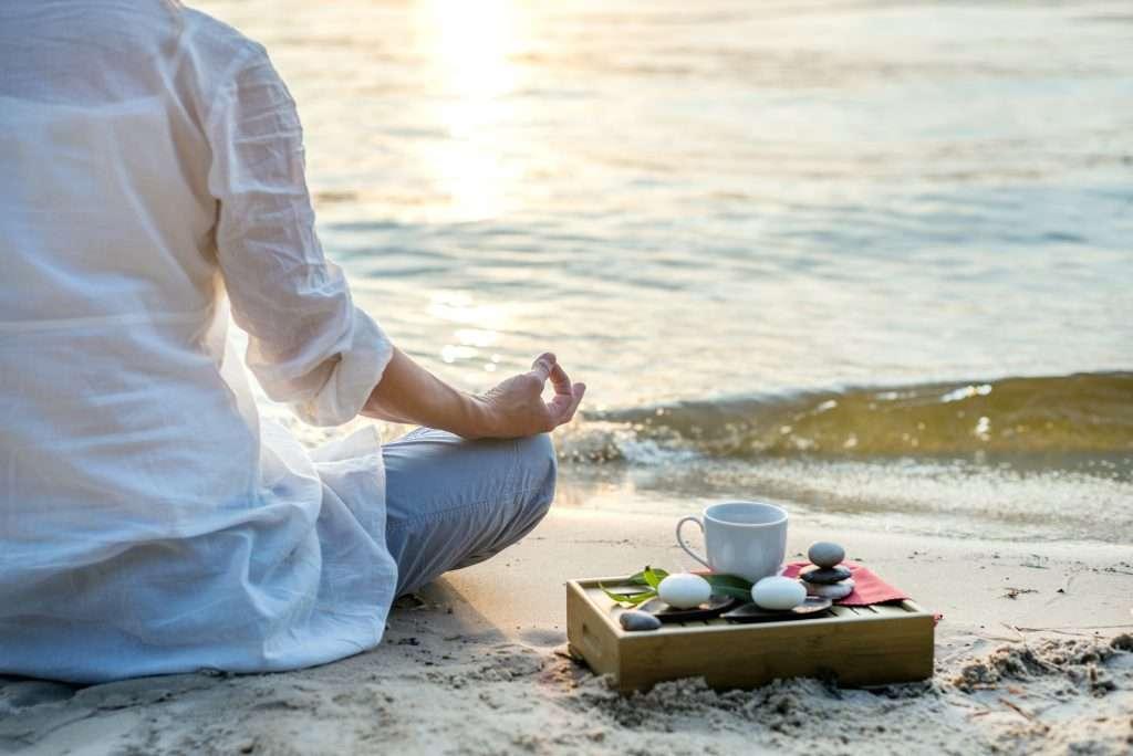 meditacio teaval vizparton nyugodtan