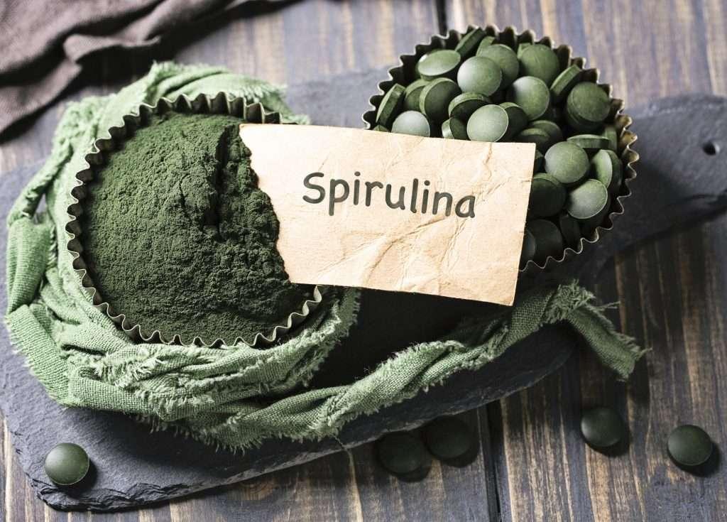 Spirulina, a zöld egészség