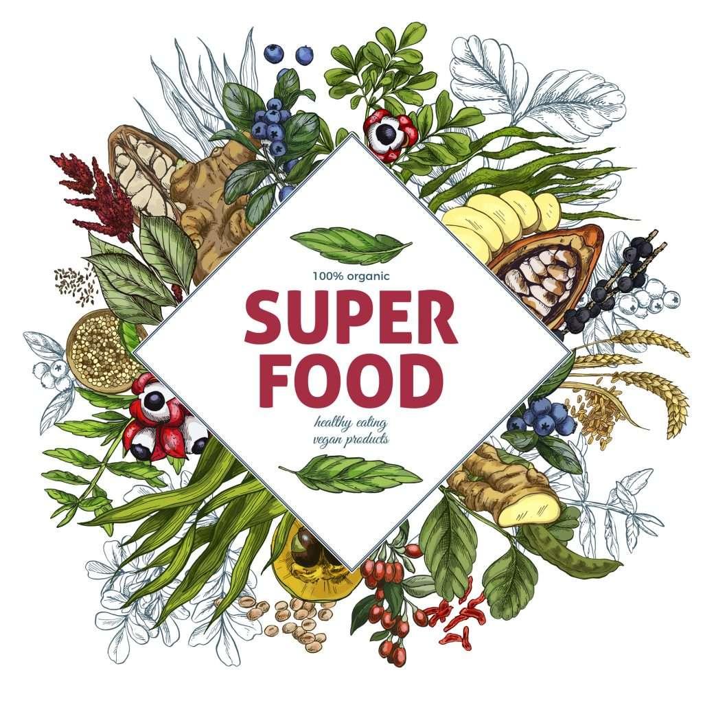Superfooddal és superdrinkkel légy az egészséged hajójának kormányosa!
