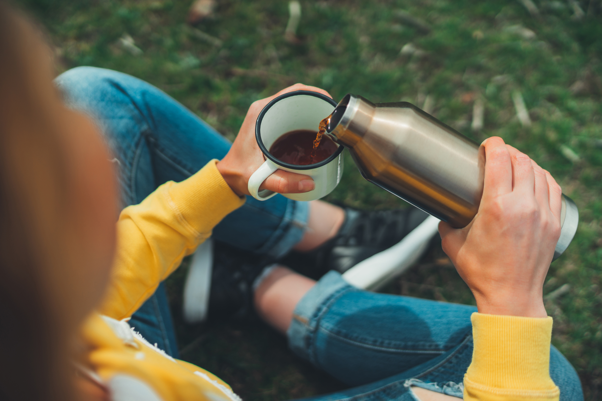 Meditáció teával bárhol, bármikor
