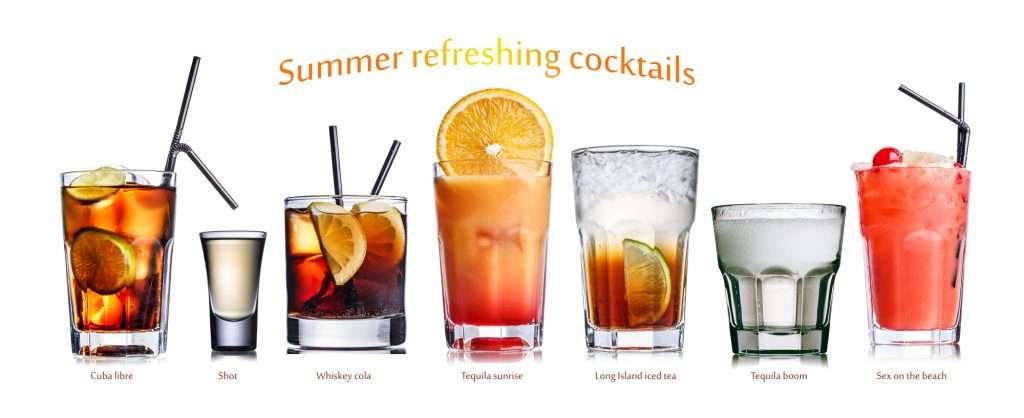 Frissítő teakoktélok nyári partykra