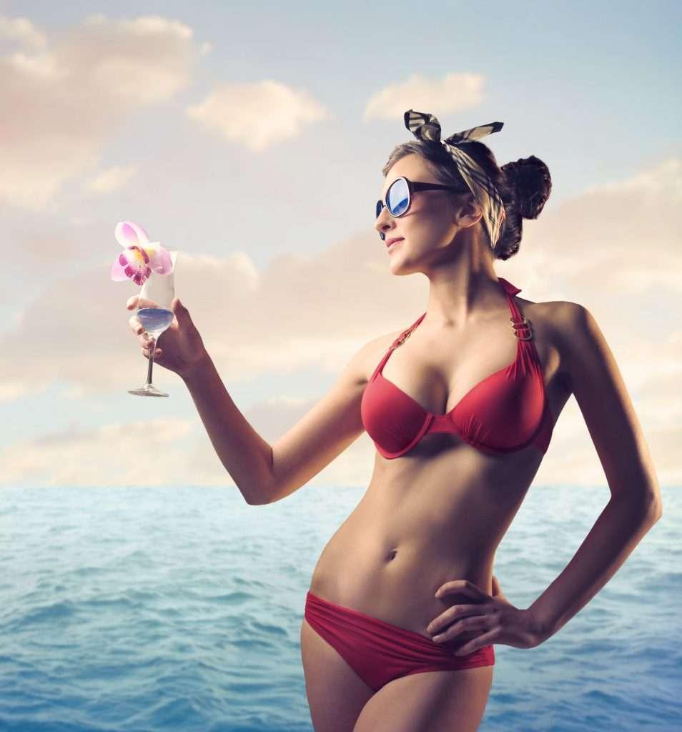 Teakoktél és diéta- harmóniában a nyárral