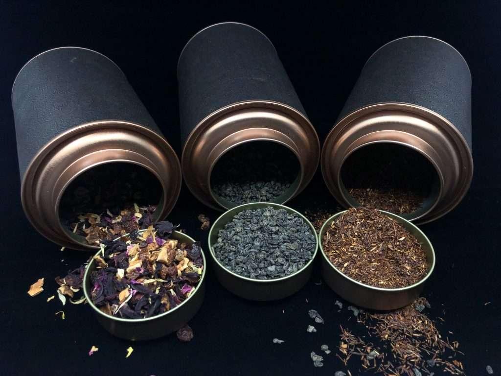 A tea henger megtartja a teák friss aromáját