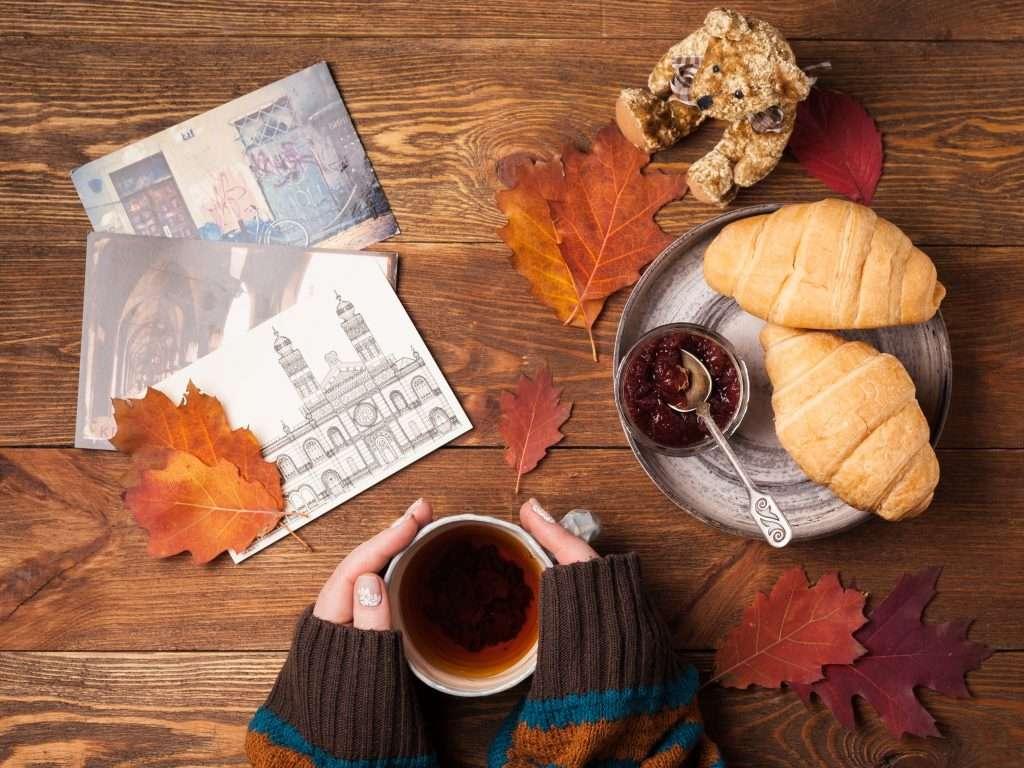 Őszi teák - az évszak varázslatos színei a csészében