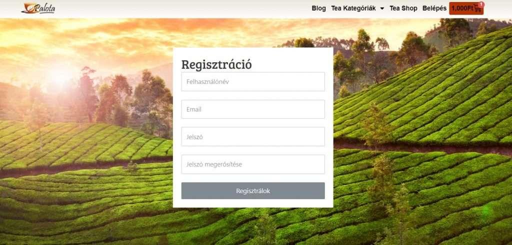 Regisztráció előnyei