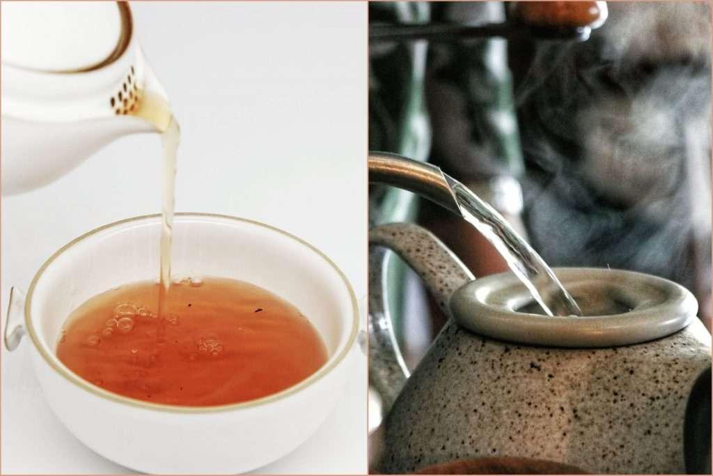 Különféle kerámiaszűrőkbe töltheted a teád