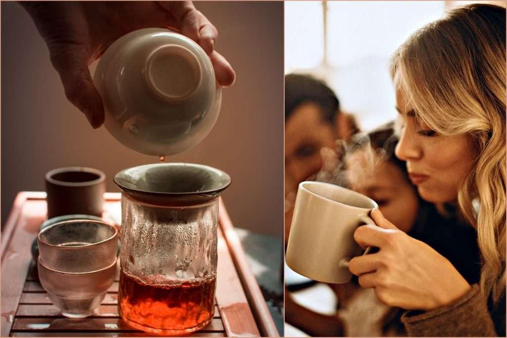 Kerámiaszűrővel a tea is finomabb lesz